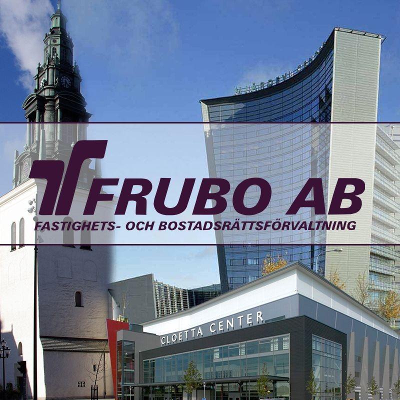 Frubo AB får ny webb