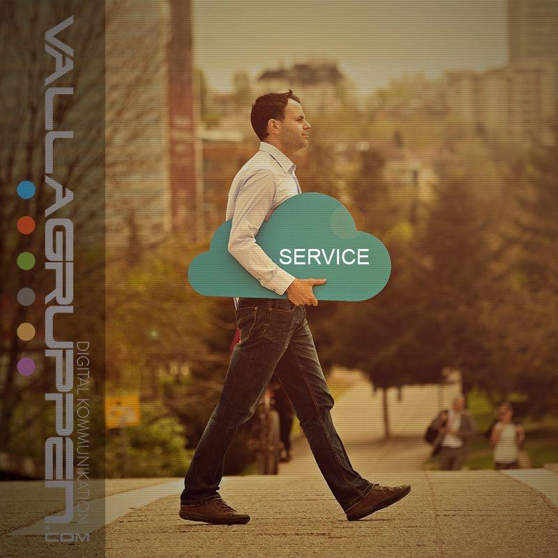 Kommande servicearbeten - driftsötrningar