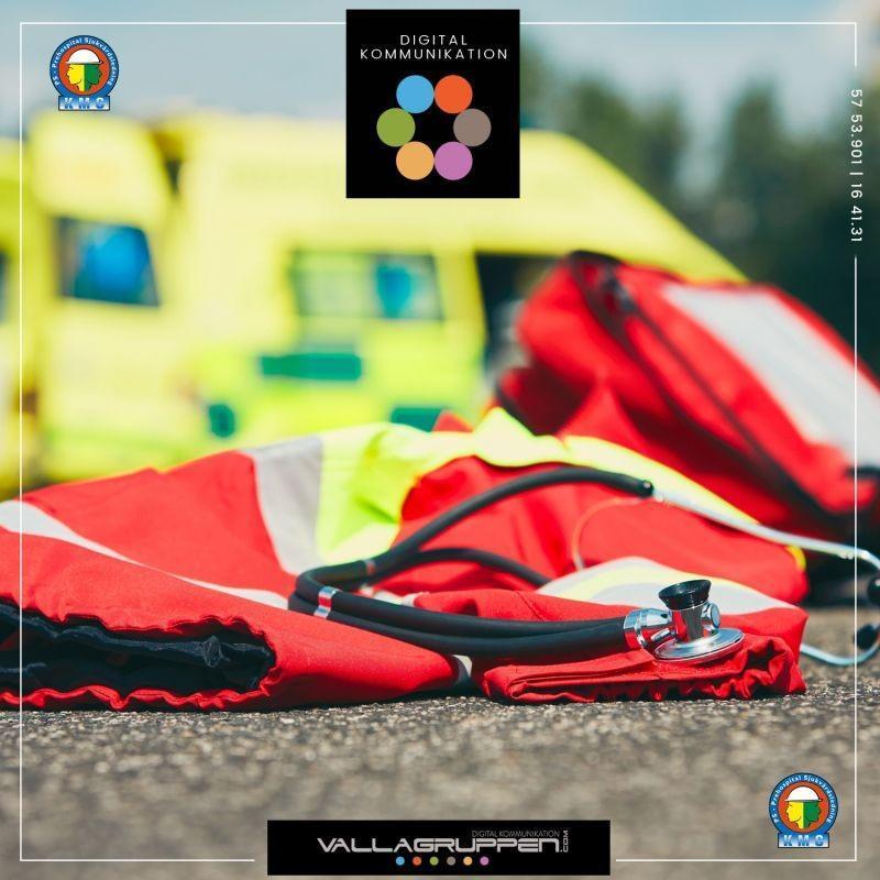 Katastrofmedicinskt Centrum får av Vallagruppen ny hemsida