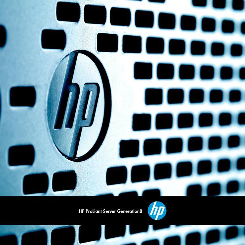 HP Generation 8 servrar - Kraftpaket