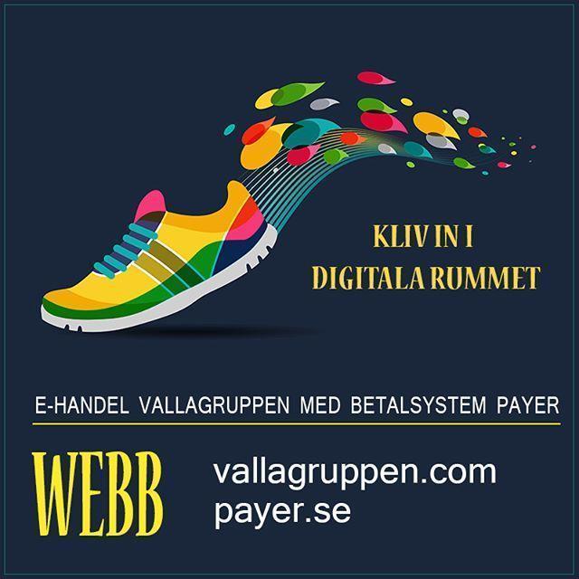 Webblösningar från Vallagruppen