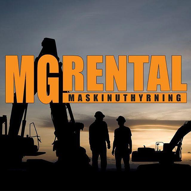 Nu ska vi skapa för MG Rental