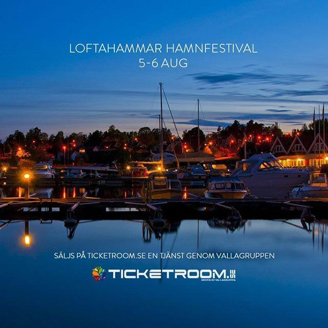 Vallagruppen sponsrar Loftahammar Hamnfestival