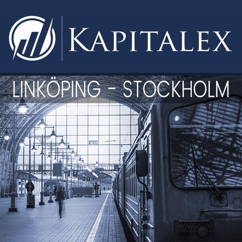 Kapitalex expanderar  - Stockholm