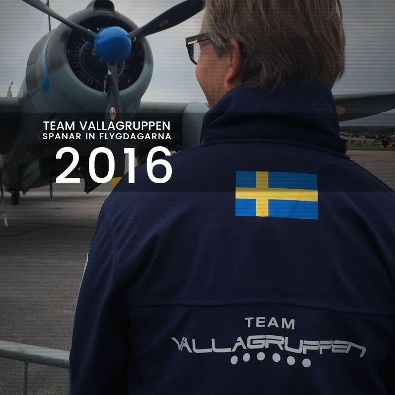 Team Vallagruppen spanar in Linköping